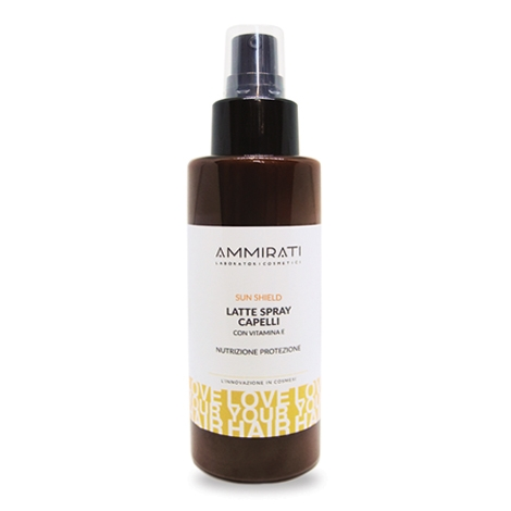 LATTE SPRAY CAPELLI
